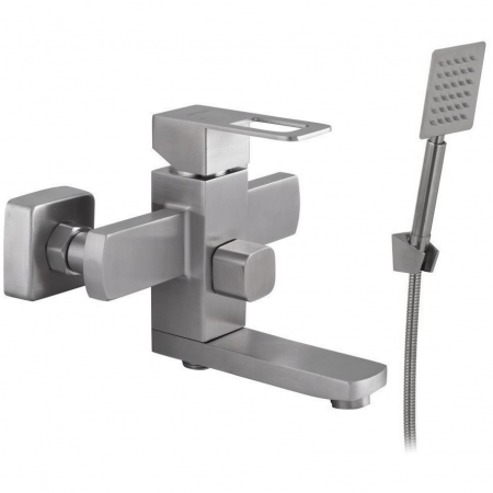 Baterie sanitara pentru dus sau cada baie Mixxus FIT-009, para dus inclusa [0]