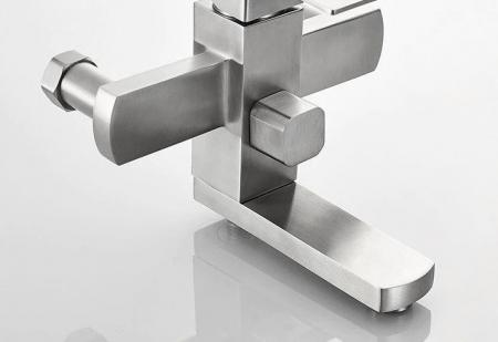 Baterie sanitara pentru dus sau cada baie Mixxus FIT-009, para dus inclusa [1]