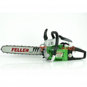 Drujba pe benzina Feller Canada ECS 400, 5.7 CP (4300 W) | 1 lama 40 cm | 1 lant 32 dinti [5]