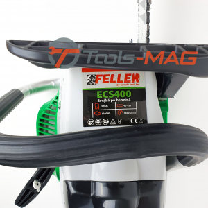 Drujba pe benzina Feller Canada ECS 400, 5.7 CP (4300 W) | 1 lama 40 cm | 1 lant 32 dinti [6]