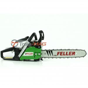 Drujba pe benzina Feller Canada ECS 400, 5.7 CP (4300 W) | 1 lama 40 cm | 1 lant 32 dinti [4]