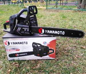 Drujba pe benzina Yamamoto Japonia CS-4552   6.4 CP   lama 40 cm [5]