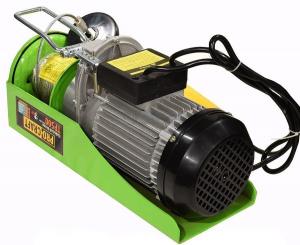 Macara electrica PROCRAFT TP500,  250/500 kg,   scripete - troliu - elevator [5]