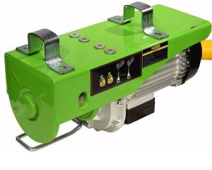 Macara electrica PROCRAFT TP500,  250/500 kg,   scripete - troliu - elevator [4]