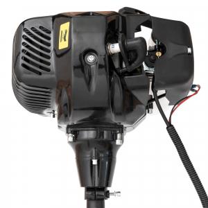 Motocoasa Yamamoto PRO, 6.7 CP, 9000 rpm , motor 2 timpi, 4 sisteme de taiere, pornire usoara Smart Pull [6]