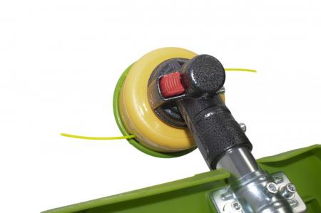 Motocoasa Procraft T4200 Pro, 6.1 CP, 9000 RPM, motor 2 timpi, 4 sisteme de taiere [6]