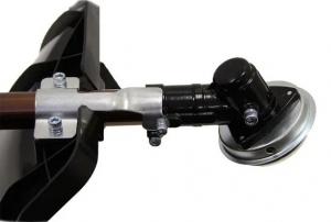 Motocoasa Rupez , 4.7 CP, 9000 rpm, motor 2 timpi, 4 sisteme de taiere [6]