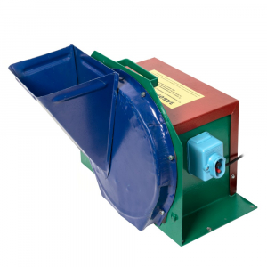 Tocator electric de radacini, cu disc [1]
