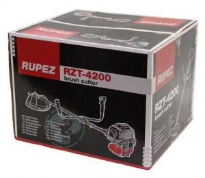 Motocoasa Rupez , 4.7 CP, 9000 rpm, motor 2 timpi, 4 sisteme de taiere [7]