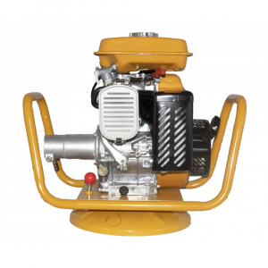 Vibrator beton cu motor pe benzina EY20, 1.8kW, lance 40cm, furtun 5.5m [3]