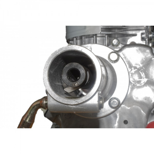 Vibrator beton cu motor pe benzina EY20, 1.8kW, lance 40cm, furtun 5.5m [5]