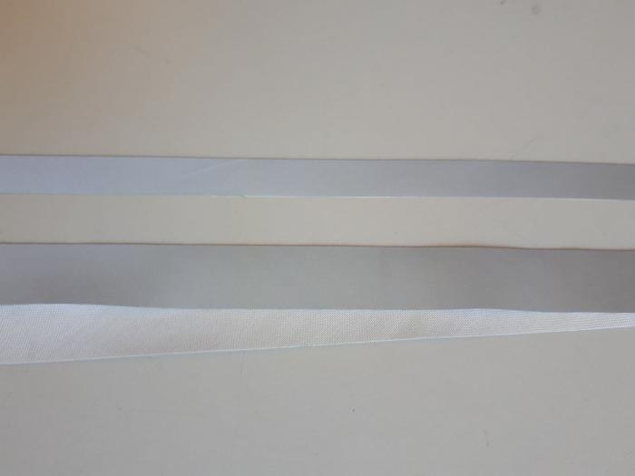 Banda argintiu reflectorizanta ignifuga >400 cd/lux 0
