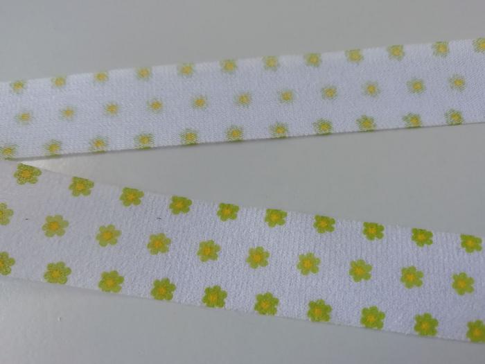 "Banda imprimata ""Floricele"" [0]"