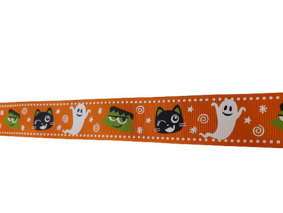 Banda imprimata Halloween 0