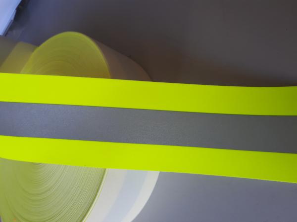 Banda reflectorizanta ignifuga >400/cd lux, 5 cm 0