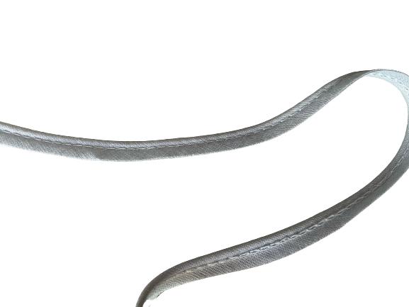 Paspoal gri cu snur 2mm din tesatura BBC S36 [1]