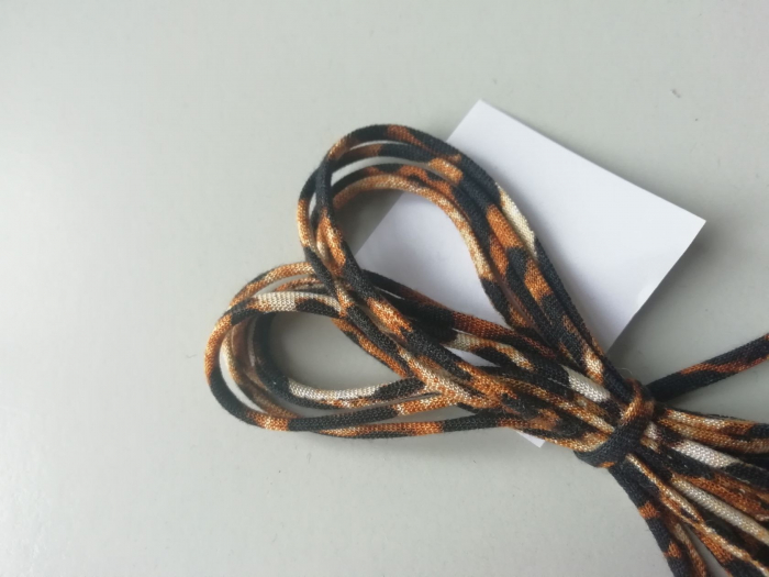 Banda tip spaghetti animal print 1
