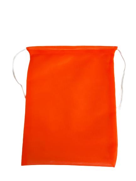 Sac mesh orange pentru cantarit legume si fructe 0