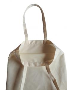 Sacosa textila din policotton, cu maner lung, 33 x 35 cm1