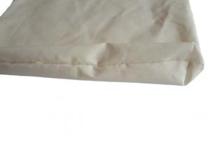 Sacosa textila din policotton, cu maner lung, 33 x 35 cm3