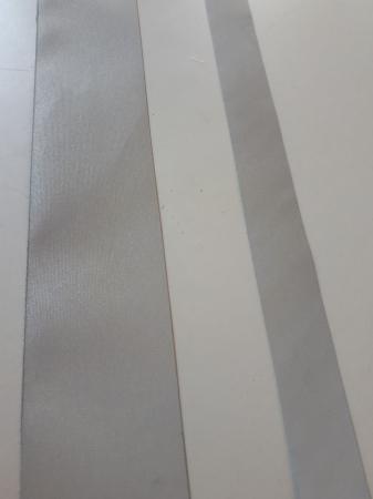 Banda argintiu reflectorizanta ignifuga >400 cd/lux1