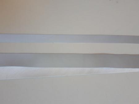 Banda argintiu reflectorizanta ignifuga >400 cd/lux0