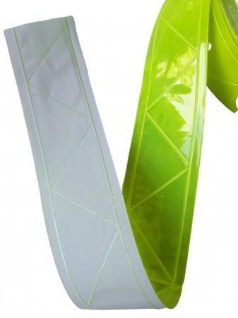 Banda PVC prismatica reflectorizanta1