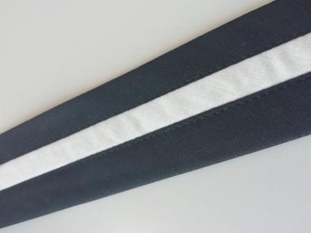 Betelie de pantaloni cu insert banda alba1