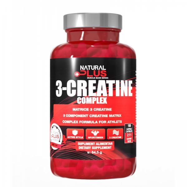 Recipient 3 CREATINE COMPLEX 1500 mg de la Natural Plus 0
