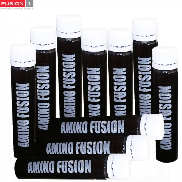 Recipient AMINO FUSION LIQUID SHOT 20x25 ML de la Fusion 1 0