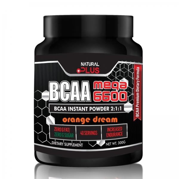 Recipient BCAA 6600 MG INSTANT de la Natural Plus 0