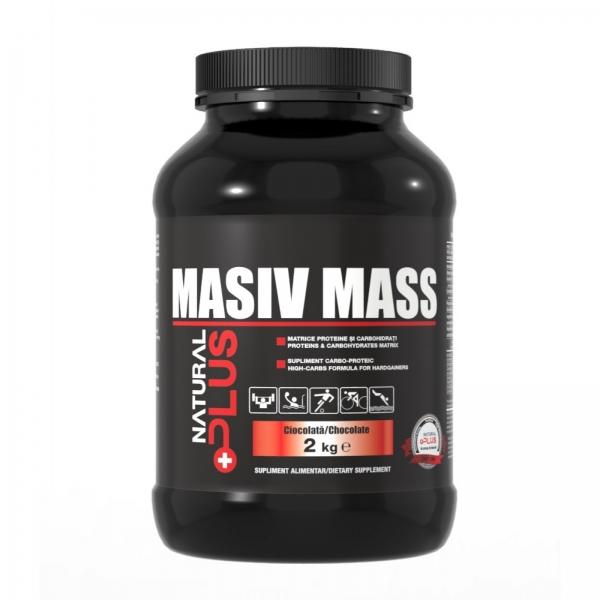Recipient MASIV MASS 2 kg de la Natural Plus 0