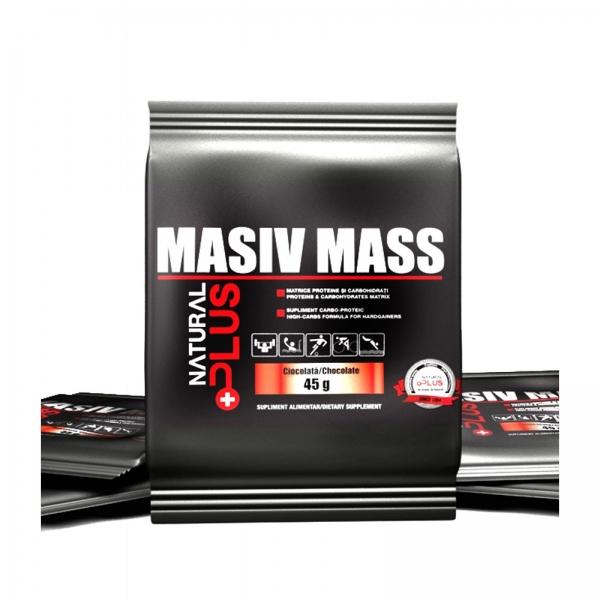Recipient MASIV MASS plic de la Natural Plus 0