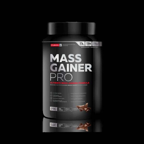 Recipient MASS GAINER PRO - 2.5 KG de la Fusion 1 0