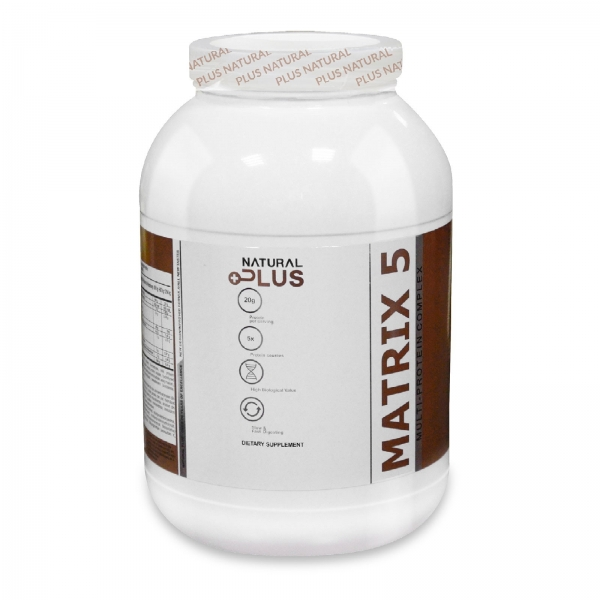 Recipient MATRIX 5 4 Kg de la Natural Plus 0