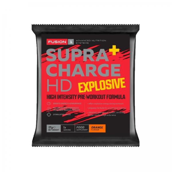 Recipient SUPRA CHARGE HD Plic 17 g de la Fusion 1 0