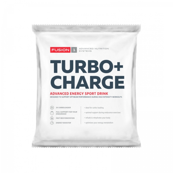 Recipient TURBO CHARGE PLIC 48 g de la Fusion 1 0