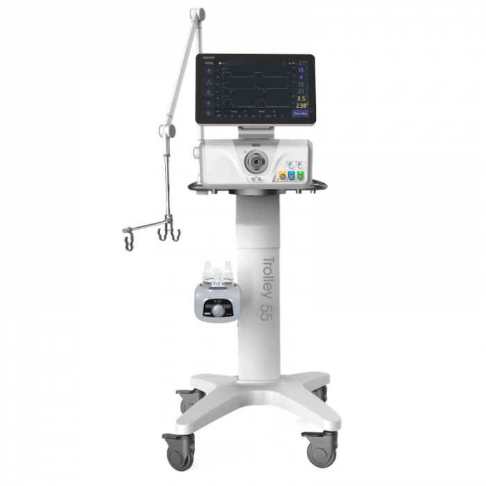Aparat de ventilatie VG55 | Totalmed Aparatura Medicala [0]