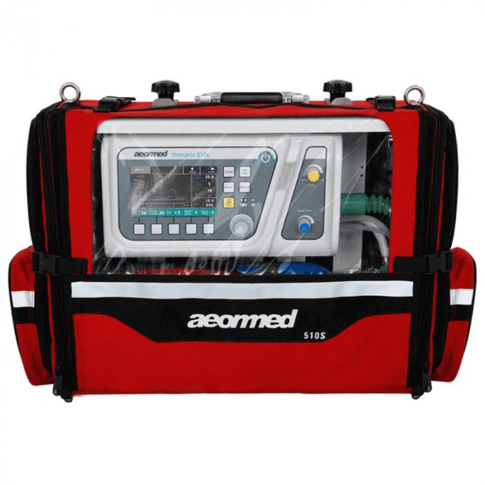 Aparat ventilatie SHANGRILLA 510S   Totalmed Aparatura Medicala [0]