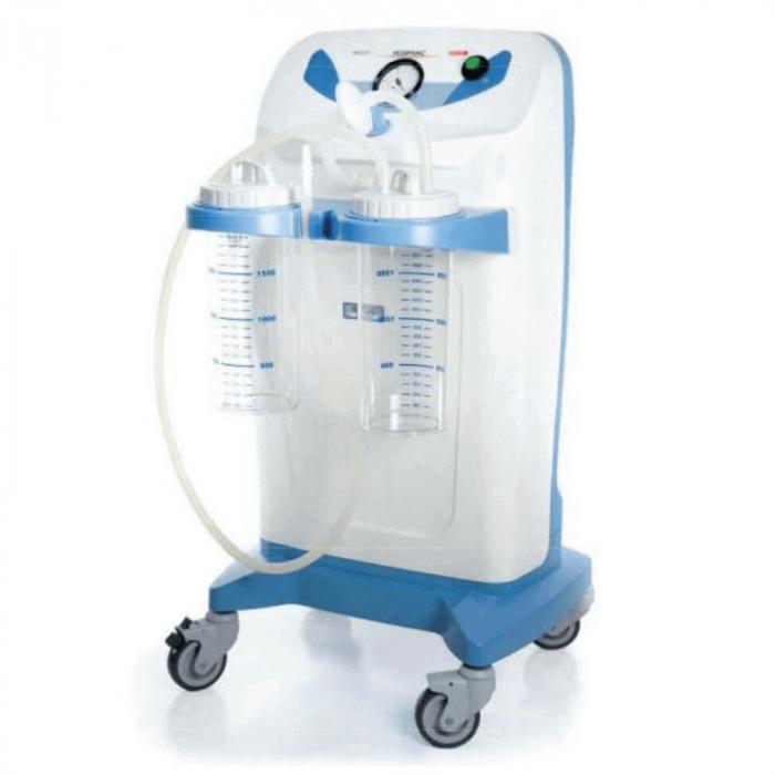 Aspirator Chirurgical de mare putere Hospivac350 / Clinic Plus | Totalmed Aparatura Medicala [0]