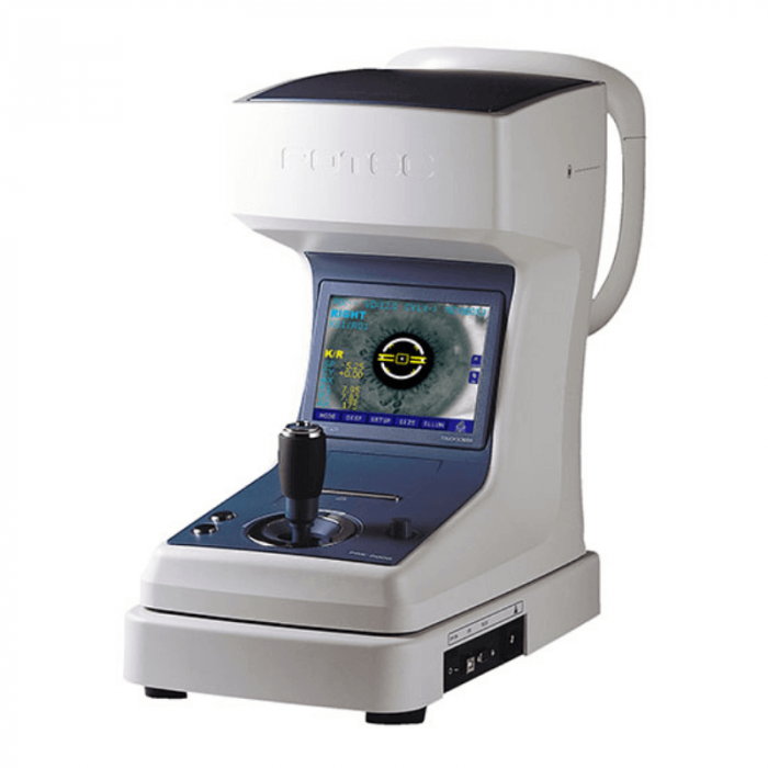 Autokeratorefractometru POTEC PRK-6000 | Totalmed Aparatura Medicala [0]