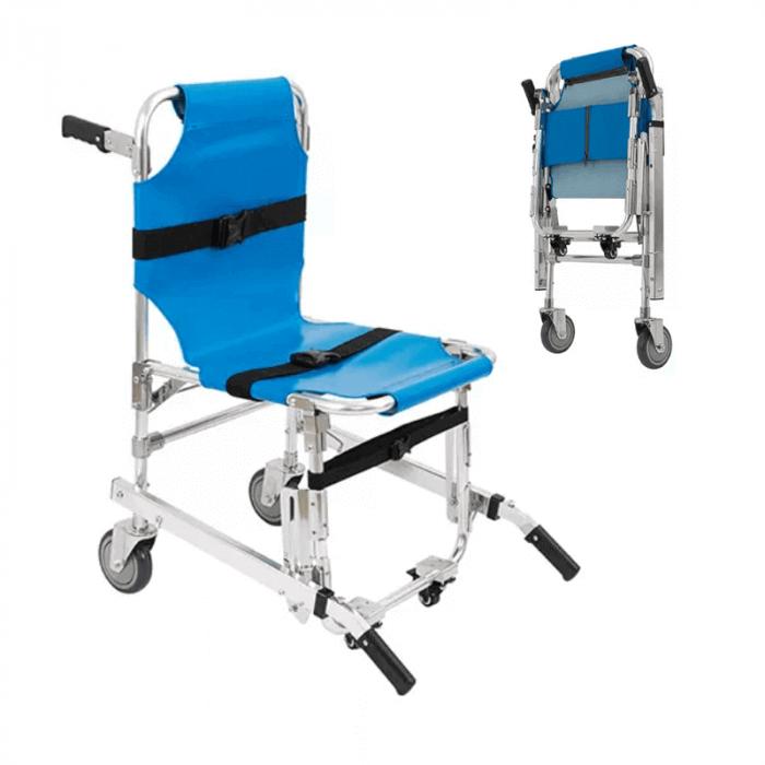 Brancard pliabil tip scaun | Totalmed Aparatura Medicala [0]