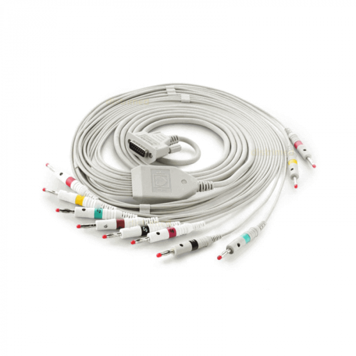 Cablu electrocardiograf   Totalmed Aparatura Medicala [0]