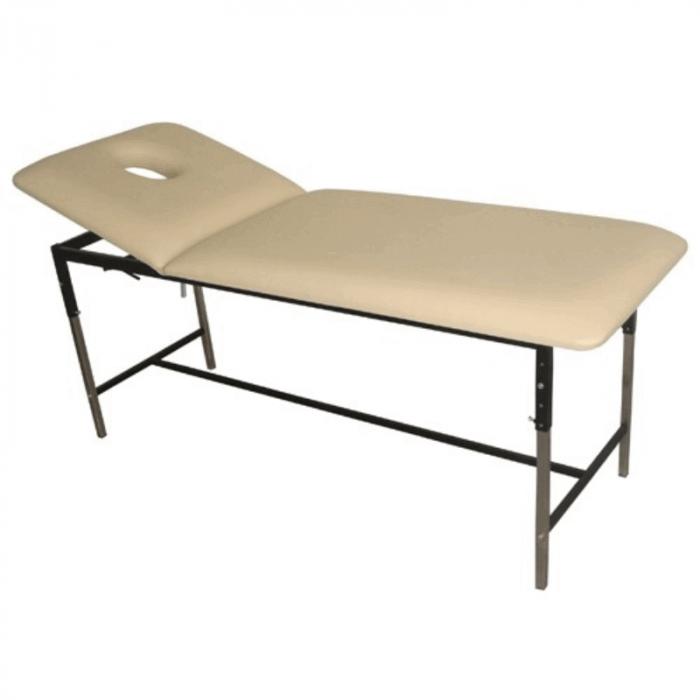 Canapea de masaj cu cadru complet din inox | Totalmed Aparatura Medicala [0]