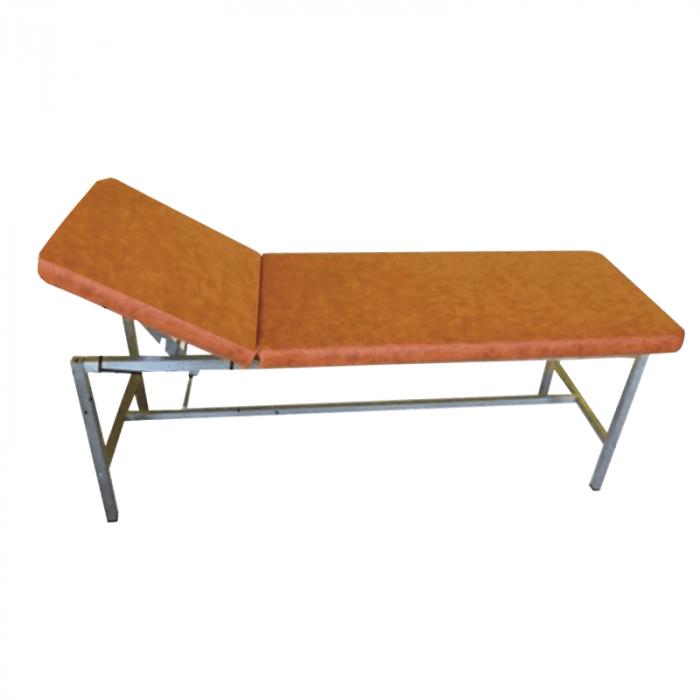 Canapea examinare/consultatii cadru din inox | Totalmed Aparatura Medicala [0]