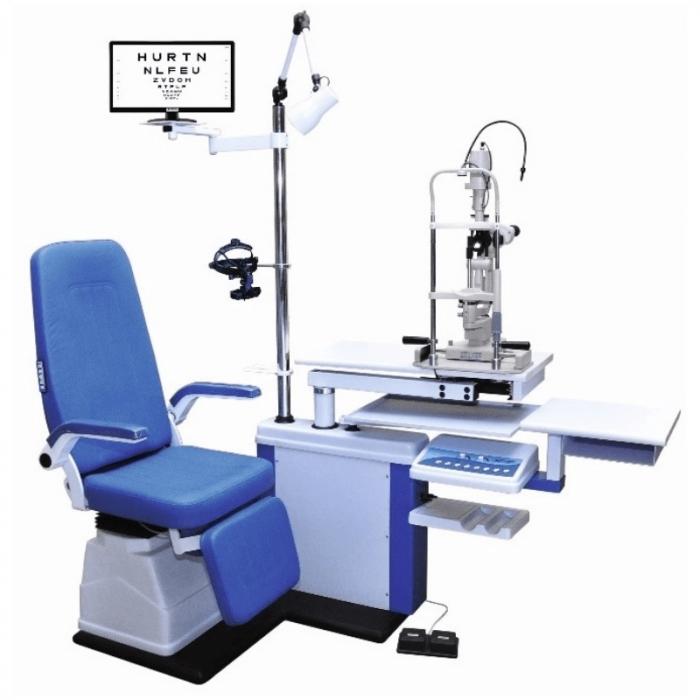 Combina oftalmologie AARU-2000 | Totalmed Aparatura Medicala [0]