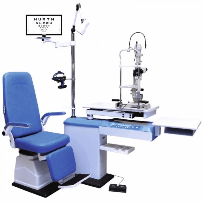 Combina Oftalmologie AARU-2000 ELEGANT | Totalmed Aparatura Medicala [0]