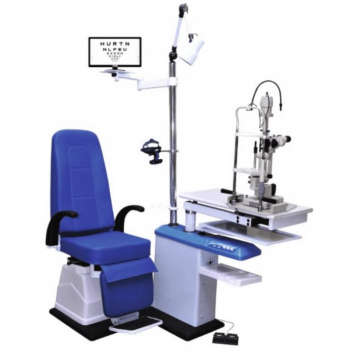 Combina Oftalmologie AARU-2002 | Totalmed Aparatura Medicala [0]