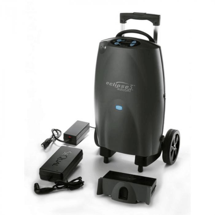 Concentrator de oxigen portabil SeQual Eclipse 5 | Totalmed Aparatura Medicala [0]