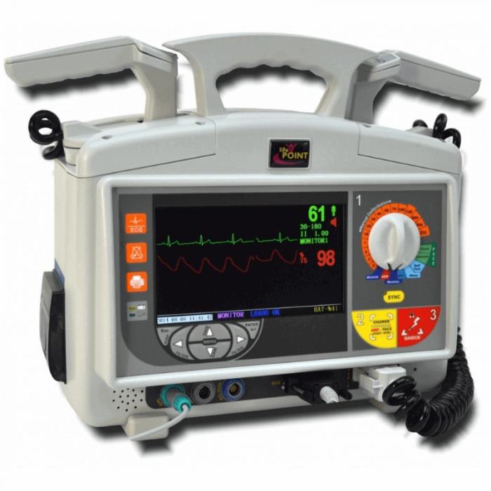 Defibrilator bifazic Life Point Plus | Totalmed Aparatura Medicala [0]
